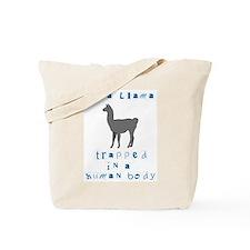 I'm a Llama Tote Bag