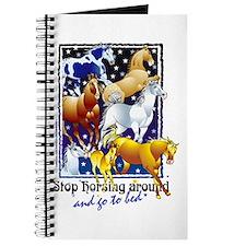 Horsing Around Journal