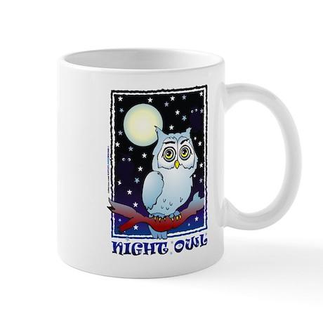 Night Owl Mug