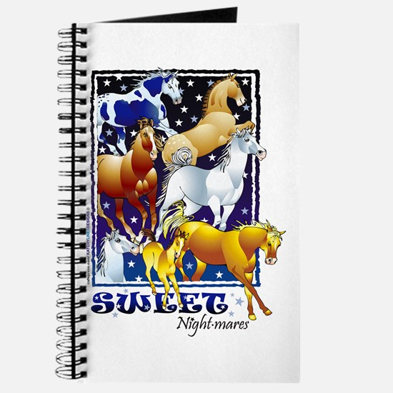 Sweet Nightmares Journal