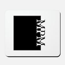 MPM Typography Mousepad