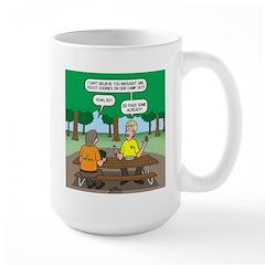 KNOTS Camping Cookies Mug
