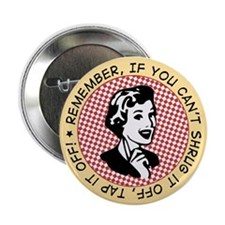 """Tap it off! 2.25"""" Button (100 pack)"""