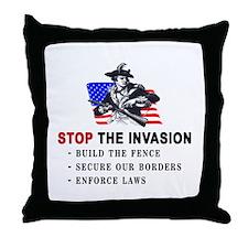 D14 mx2 Throw Pillow