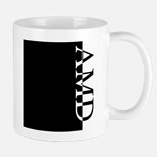 AMD Typography Mug