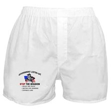 Invasion Listen-Up -  Boxer Shorts