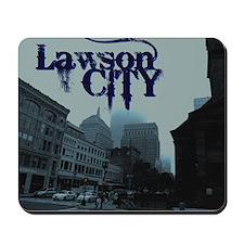The Lawson City Mousepad