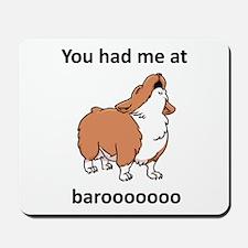 Baroo Mousepad