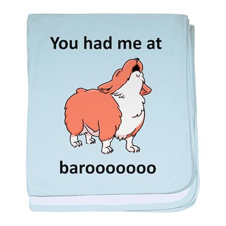 Baroo baby blanket