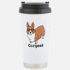 Corgeek Stainless Steel Travel Mug