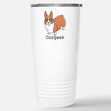 Corgeek Travel Mug