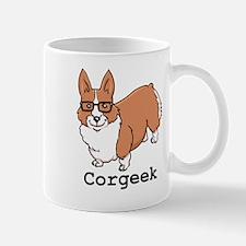 Corgeek Mug