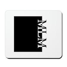 MLM Typography Mousepad