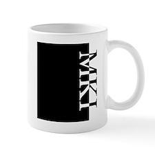 MKI Typography Mug