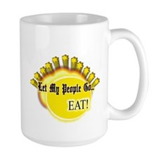 Let my people go! Mug