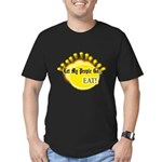 Let my people go! Men's Fitted T-Shirt (dark)