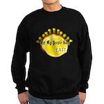 Let my people go! Sweatshirt (dark)