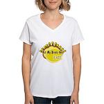 Let my people go! Women's V-Neck T-Shirt