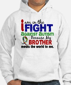 In The Fight 2 Autism Hoodie
