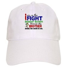 In The Fight 2 Autism Baseball Cap
