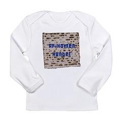Afikomen Hunter Long Sleeve Infant T-Shirt