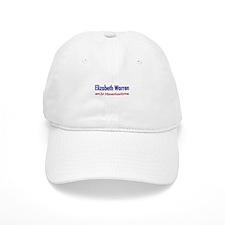 """Elizabeth Warren for MA"" Baseball Cap"