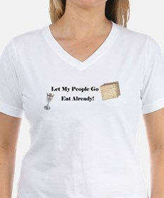 Let My People Go Eat Shirt
