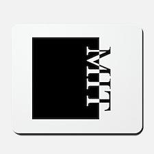 MIT Typography Mousepad