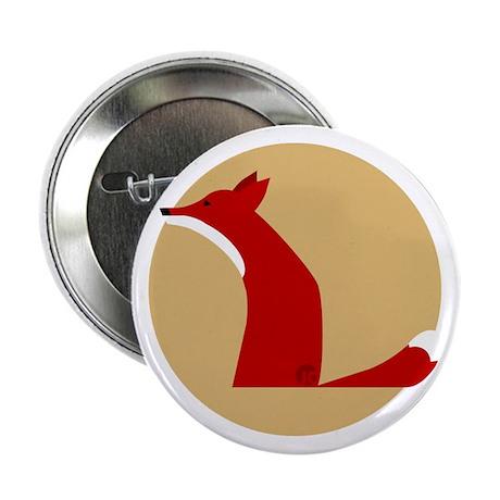 "Fox 2.25"" Button"