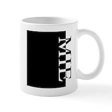 MIE Typography Mug