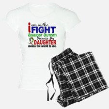 In The Fight 2 Autism Pajamas