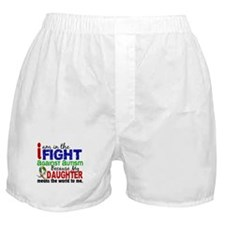 In The Fight 2 Autism Boxer Shorts
