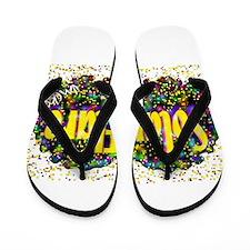 solarflare Flip Flops