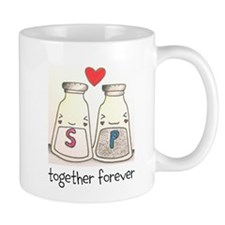 Salt + Pepper = Forever Mug