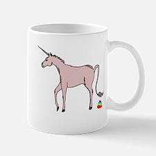 Unicorns Poop Rainbows Mug