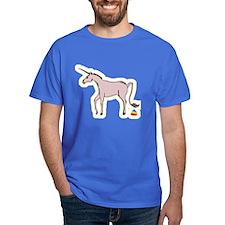 Unicorns Poop Rainbows T-Shirt