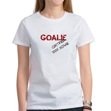 goaliecertified T-Shirt