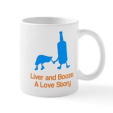Liver and Booze Mug