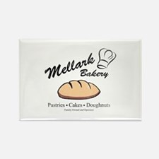 HG Mellark Bakery Rectangle Magnet