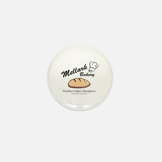 HG Mellark Bakery Mini Button