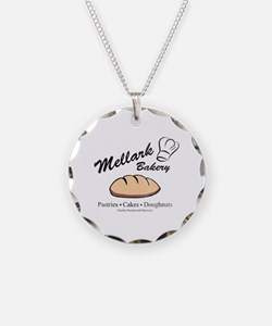 HG Mellark Bakery Necklace
