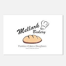 HG Mellark Bakery Postcards (Package of 8)