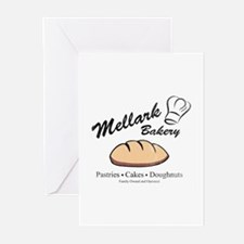 HG Mellark Bakery Greeting Cards (Pk of 10)
