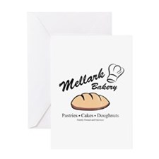 HG Mellark Bakery Greeting Card
