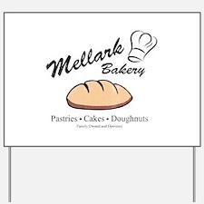 HG Mellark Bakery Yard Sign