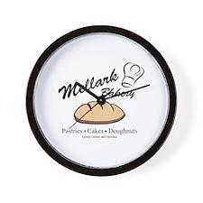 HG Mellark Bakery Wall Clock