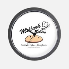 HG Mellark Bakery Wall Clock