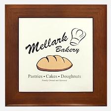 HG Mellark Bakery Framed Tile