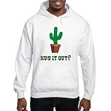 Cactus Hug It Out Hoodie