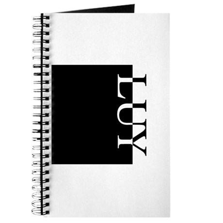 LUY Typography Journal